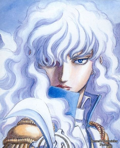 berserk griffith profile picture