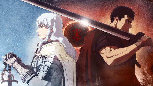 berserk guts and griffith 3