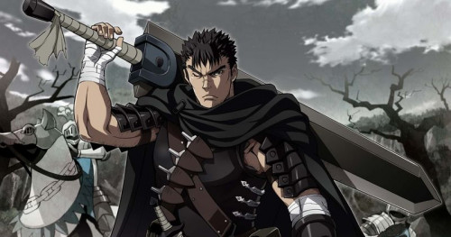 what is berserk anime about 3