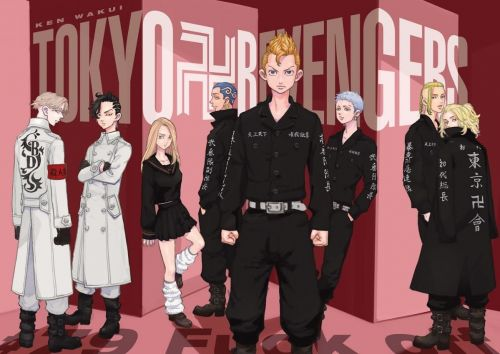 what tokyo revengers character are you 3